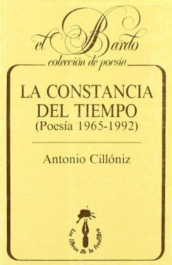 La constancia del tiempo (Poesía 1965-1992)